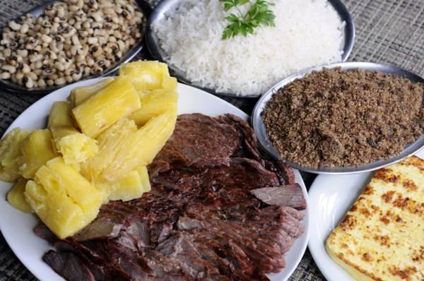 A carne de sol representa 95% dos pedidos no Paraíba  (Bruno Peres/CB/D.A Press)
