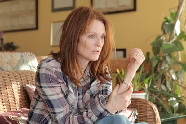 Juliane Moore no papel de Alice: interpretação primorosa rendeu-lhe o Oscar de Melhor Atriz  (Sony Pictures/Divulgação)