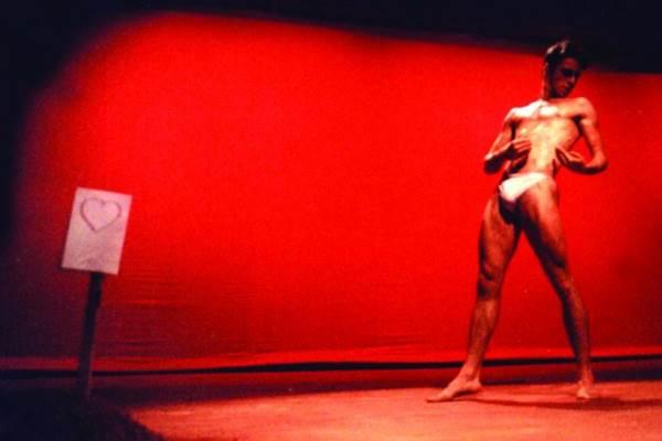 Retratos é espécie de autobiografia do coreógrafo Giovane Aguiar (Guilherme Malheiro /Divulgação)