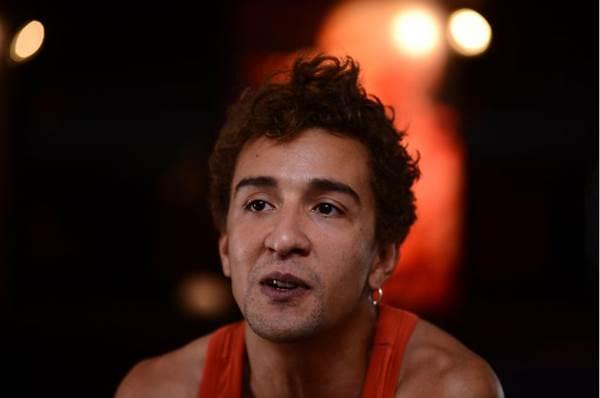 Gabriel F. Calonge vem da Espanha encenar Adaptação  (Marcelo Ferreira/CB/D.A Press)