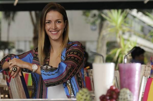 Para Mariana Viana, as frutas frescas são o diferencial do Balada Mix  (Bruno Peres/CB/D.A Press)