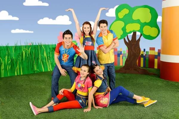 Carisma e diversidade de nacionalidades regeram a escolha dos apresentadores  (Discovery Kids/Divulga??o)