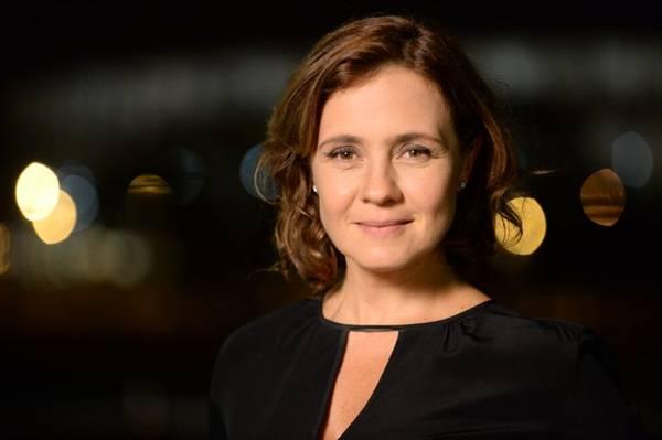 Adriana Esteves viveu Tânia em Felizes para sempre? (Zé Paulo Cardeal/TV Globo)