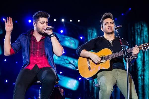 Henrique & Juliano retornam a Brasília para mais um show  (Mais ideias/Divulgação)
