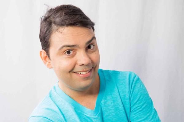 Guiga Ferreira participou do humorístico Zorra Total  (Sesc/Divulgação)