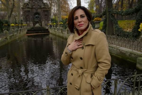 Glória Pires como Beatriz: personagem se destacou no início de Babilônia  ( Alex Carvalho/Divulgação)