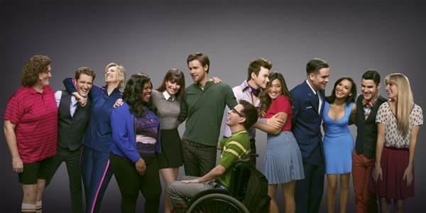 Elenco original volta para a despedida de Glee  ( Fox/Divulgação)