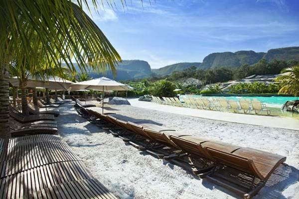 A praia do Cerrado é uma das atrações do HotPark, em Caldas Novas  (Rio Quente Resorts/Divulgação)
