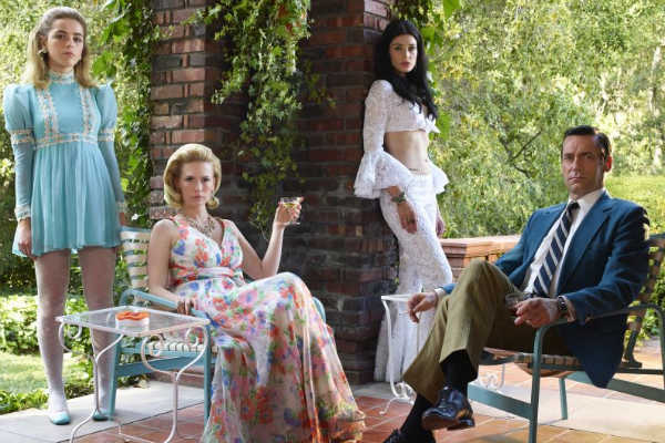 A sétima temporada de MAd Men encerra o ciclo que começou em 2007 (Frank Ockenfels 3/AMC)