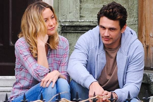 Kate Hudson e James Franco vivem casal em apuros em Risco imediato (Neil Warner Splash News/Divulgação)