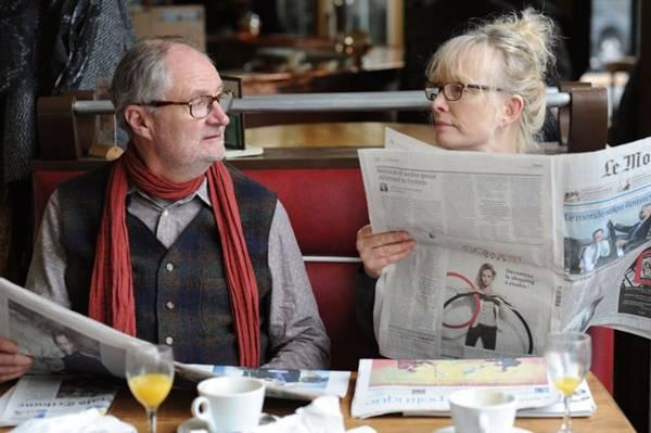 Nova lua de mel revela tensões de casal da terceira idade  (Pandora Filmes/Divulgação)
