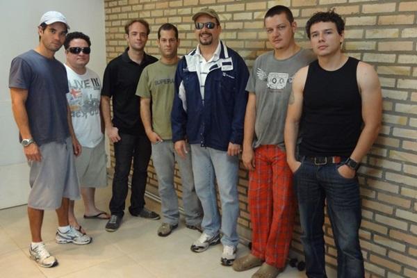 Banda Mundo Racional (GRV Produções/Divulgação)