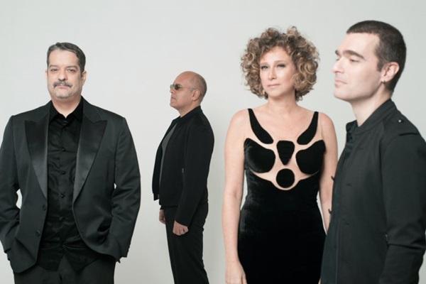 Repertório do quarteto inclui pérolas como Volta e Luz negra  (Daryan Dornelles/Divulgação)