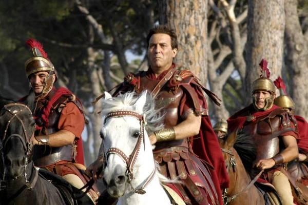 Seriado épico conta a história do Império Romano sob a ótica dos imperadores  ( HBO/Divulgacao)