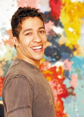 Jean Willys, em 2005, vencedor do BBB de maior audiência (Paulo Araujo/Agencia O Dia)