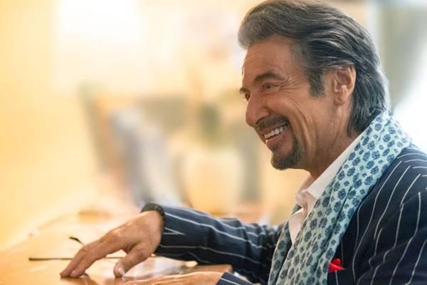 Al Pacino é um cantor em crise em Não olhe para trás (Imagem Filmes/CB/D.A Press)
