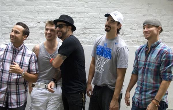 Cenas revelam momentos de descontração da banda americana  (Pulse Filmes/CB/D.A Press)