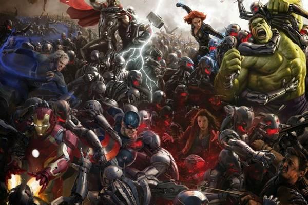 Apesar da quantidade de protagonistas, o roteiro do longa é bastante coeso  (Marvel Studios/Divulgação)