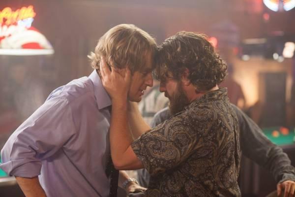 Amizade de Ben e Steve fica abalada por uma disputa amorosa  (James Bridges/Paris Filmes)