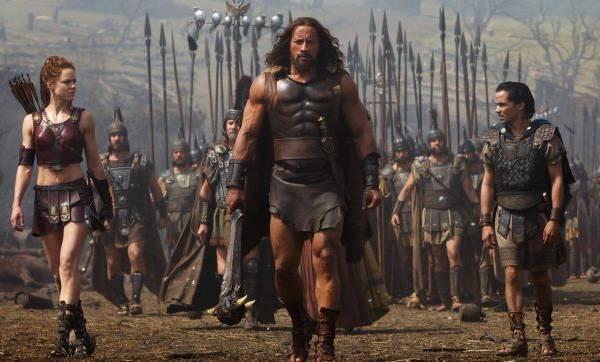 O semi-deus é contratado para treinar exército do rei da Trácia  (Paramount Pictures/Divulgação)