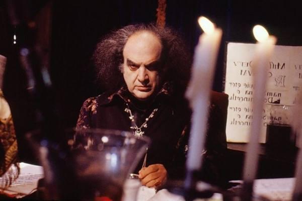 Ravengar foi o personagem mais marcante da carreira do ator (Globo/Reprodução)