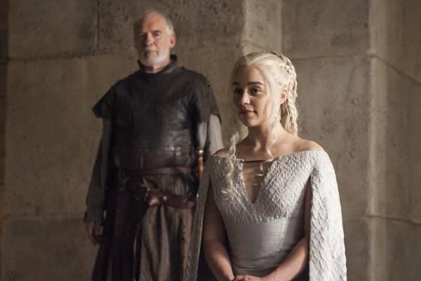 Cena da quinta temporada de Game of Thrones  (HBO/Divulgação)