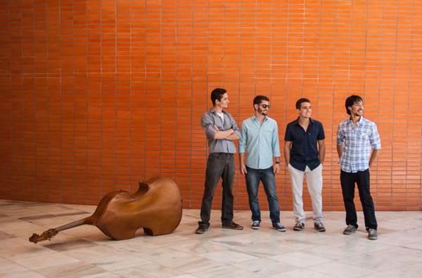 Banda Engrenagem: música brasileira com linguagem universal (Mavi Dutra/Divulgação )
