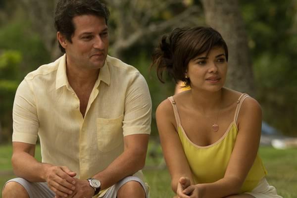Marcelo Serrado e Vanessa Giácomo estrelam comédia rasa de Paulo Fontenelle (Downtown Filmes/Divulgação)