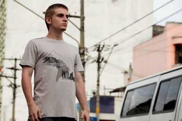 Jovem luta para se livrar do vício em crack no longa de Miguel Nagle  (Europa Filmes/Divulgação)
