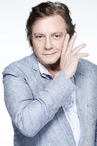 O público de Fábio Jr escolheu o repertório do show (Gabriel Wickbold/Divulgação)