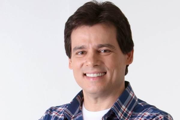 Celso Portiolli lidera os domingos pelo SBT (Lourival Ribeiro/SBT)