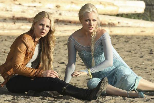 Quarta temporada de Once upon a time terá personagens como Elsa, de Frozen (Jack Rowand/ABC)