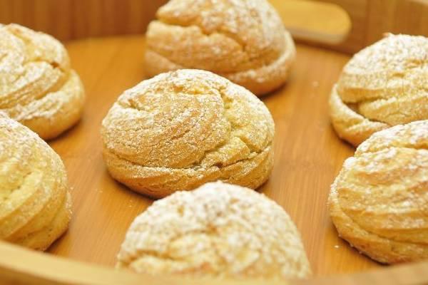 Broa de milho e de amendoim, junção de dois clássicos juninos  (Antonio Cunha/CB/D.A Press)