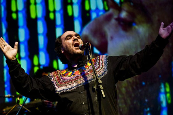André Abujamra batizou o disco de Mafaro, que significa alegria (Eduardo Barcellos/Divulgação)