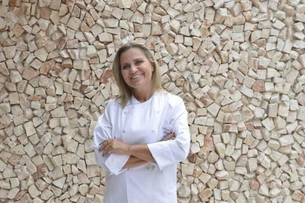 A chef Jozyanne Costacurta, diplomada na Itália, nunca imaginou que o retorno ao endereço na 201 Sul seria tão rápido  (Gustavo Moreno/CB/D.A Press)