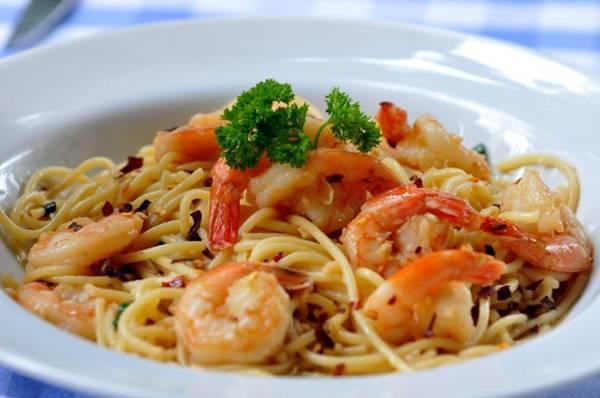 Para se destacar, o Pecorino aposta na decoração romântica nos pratos  (Antonio Cunha/Esp. CB/D.A Press)