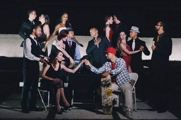 Companhia vai contar a história do tango por meio de coreografia (FAC/Divulgação)