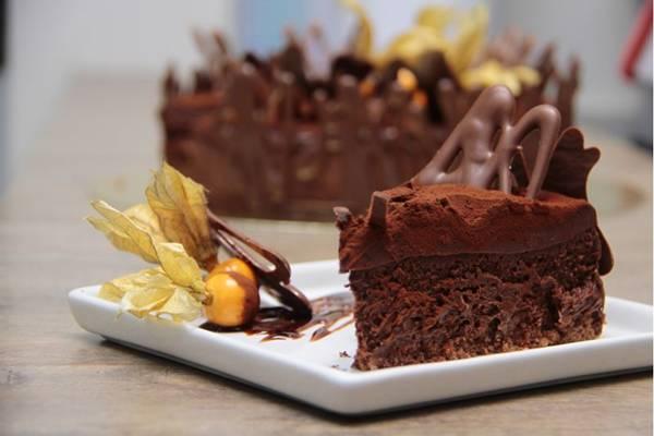 Concentração de cacau superior a 50% garante que a torta não seja proibida (Ana Rayssa/Esp. CB/D.A Press)