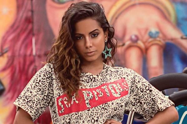 Anitta mostrará parceria com MC Guimê  (Reprodução Facebook)