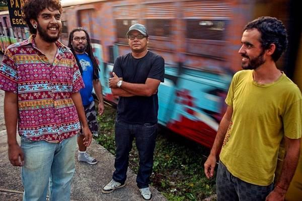 Grupo paraibano Cabruêra ( Augusto Pessoa/Divulga??o)