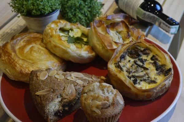 Fernanda Arbex apresenta tortas inspiradas na gastronomia francesa (Marcelo Ferreira/CB/D.A Press)