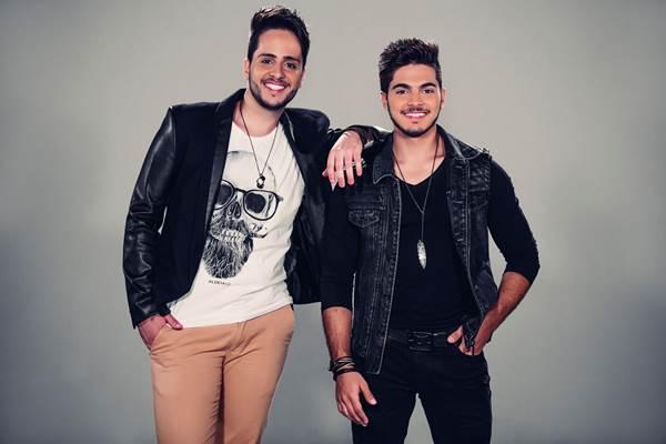 Dupla Zé Marco e Miguel (Bruno Fioravanti/Divulgação)