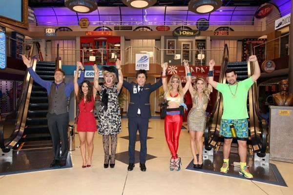 Primeira temporada de #PartiuShopping terá 30 episódios  (Multishow/Divulgação)