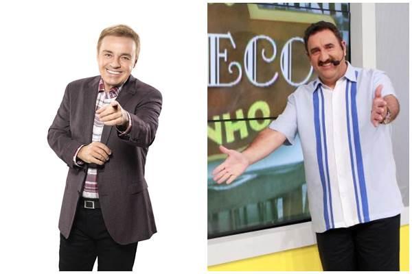 (Chico Audi/Divulgação, Lourival Ribeiro/SBT)