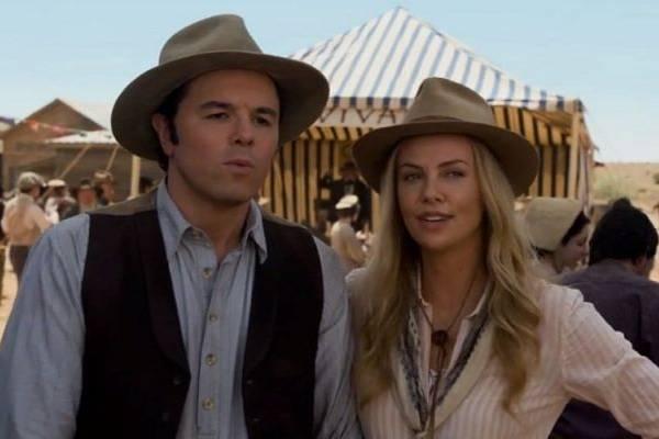 Filme leva a comédia ao Velho Oeste (: H20 Filmes/Divulgação)