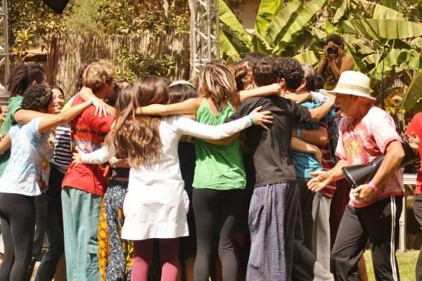 Além de eventos culturais, festival oferece atividades holísticas  (Melissa Maurer/Divulgação)