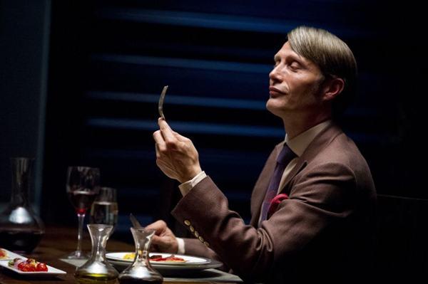 O assassino canibal Hannibal foge para a Europa na nova temporada  (NBC/Divulgação)