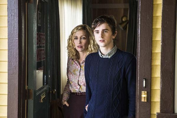 Bates Motel tem como foco a história do assassino Norman Bates (NBC/Divulgação)