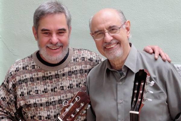 Paulo Bellinati e Marco Pereira se unem em apresentação inédita (Gisella Gon?alves/Divulga??o)