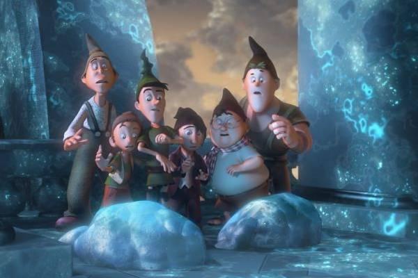 Os sete anões ganham animação própria  (Paris Filmes/CB/D.A Press)